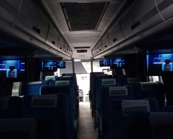 BrightSign helps MovieBus deliver passengers and entertainment