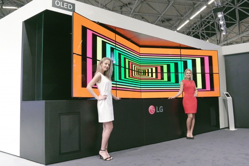 LG introduces innovative OLED digital signage and advanced B2B LCD solutions